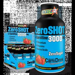 STACKER2 - Stacker2 Zero Shot 3000 mg x12 L-Carnitine Çilek