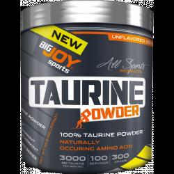 BIGJOY - Bigjoy Taurine Powder 300 gr Toz