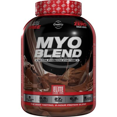 Elite Labs Myoblend 2000 gr Smooth Chocolate