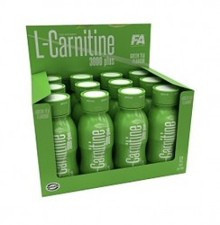 FA Nutrition - FA Nutrition L-Carnitine 3000 12 Shot 100 ml