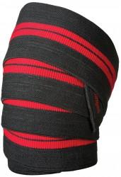 HARBINGER - Harbinger Red Line Knee Wraps Diz Bandajı