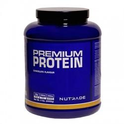 NUTRADE - Nutrade Premium Whey Protein 2250 Gr + HEDİYE