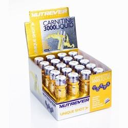 NUTREVER - Nutrever L-Carnitine 3000 Liquid 20 Ampül Carnipure