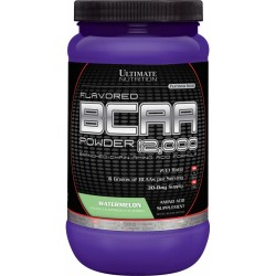 ULTIMATE - Ultimate BCAA 12000 Powder 457 gr Fruit Punch