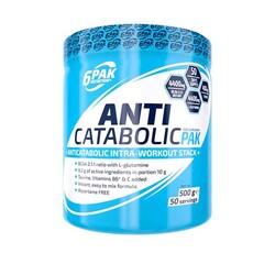 6 Pak Nutrition - 6 Pak Nutrition Anti Catabolic Pak 500 gr Limon Nane Aromalı_Kopya(1)