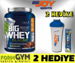 BIGJOY - BigJoy Sports Bigwhey Classic Whey Protein Çikolata 990 gr