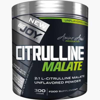 Bigjoy Citrulline Malate 300 gr Sitrulin Malat