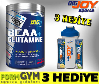 Bigjoy Sports BIG2 Bcaa + Glutamine Karpuz 600 gr