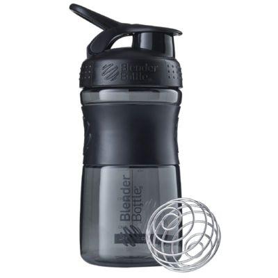 Blender Bottle Shaker 550 ml SportMixer Siyah