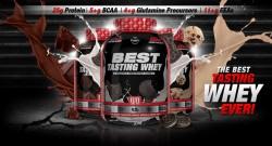 ELITE LABS - Elite Labs Best Tasting Whey Protein 2280 Gram