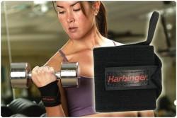Harbinger Pro Thumb Loop Wristwraps Bilek Sargısı 44501 - Thumbnail