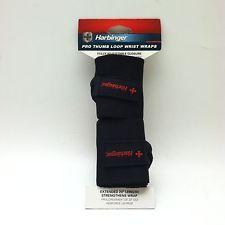 Harbinger Pro Thumb Loop Wristwraps Bilek Sargısı 44501