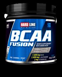 HARDLINE - Hardline BCAA Fusion 500 gram Çilek Aroma