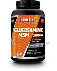 HARDLINE - Hardline Glucosamine MSM Glukozamin 120 tablet