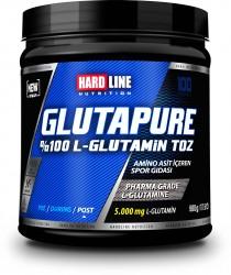 HARDLINE - Hardline Glutapure 500 gr Glutamine