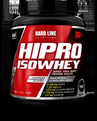 HARDLINE - Hardline Hipro Iso İzole Whey Protein 908 gr Çikolata