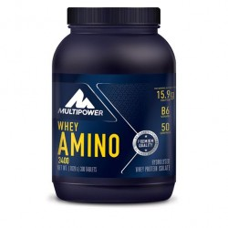 MULTIPOWER - Multipower Whey Amino 3400 300 tablet