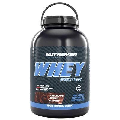 Nutrever Whey Protein 2000 Gr Çikolata