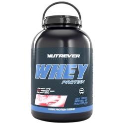 NUTREVER - Nutrever Whey Protein 2000 Gr Çilek