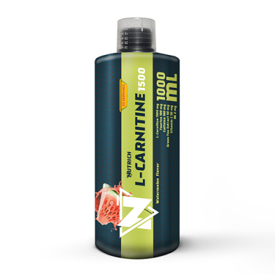 Nutrich L-Carnitine 1500 mg 1000 ml Karnitin