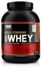 OPTIMUM - Optimum O.N. Whey Gold Standard Protein 2273 gr Caramel Toffee Fudge