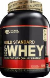 Optimum O.N. Whey Gold Standard Protein 2273 gr White Chocolate Raspberry - Thumbnail