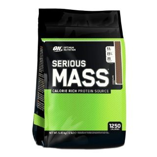 Optimum Serious Mass 5440 gram Gainer