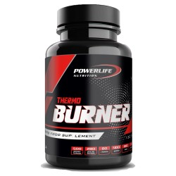 POWERLIFE - Powerlife Nutrition Thermo Burner 120 Tablet