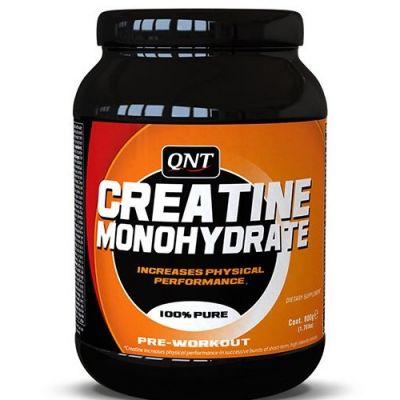 Qnt Creatine Monohydrate 800 Gr Saf Aromasız