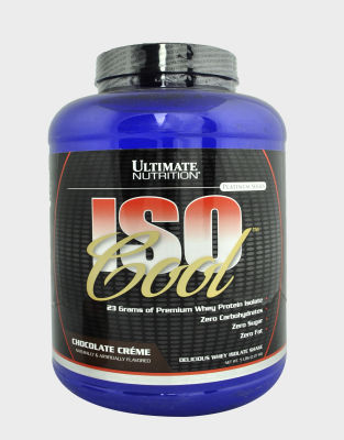 Ultimate isoCool Protein Isolate 2270 gr