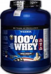 WEIDER - Weider 100% Whey Protein 2270 gr (USA)